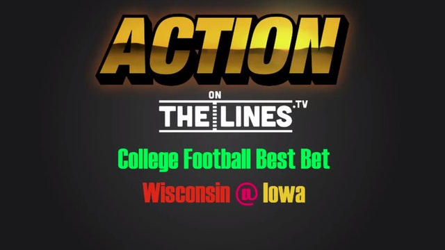 CFB: Wisc vs Iowa- Oct 22