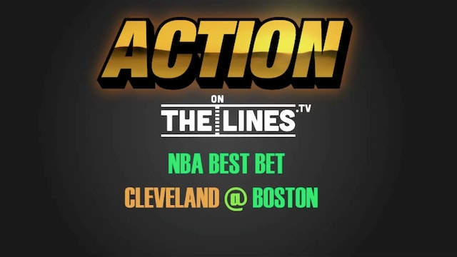 NBA- CLE @ BOS- MAY 25