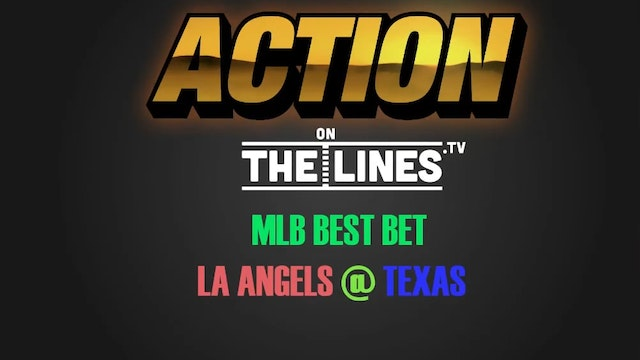 MLB- LAA @ TEX- APR 29