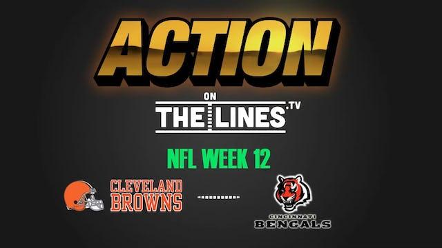 NFL- CLE @ CIN- NOV 26