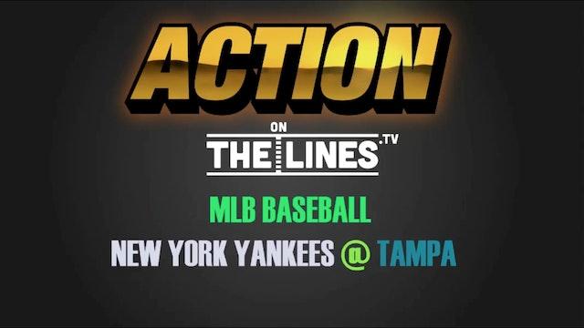 MLB- NYY @ TB- APR 4
