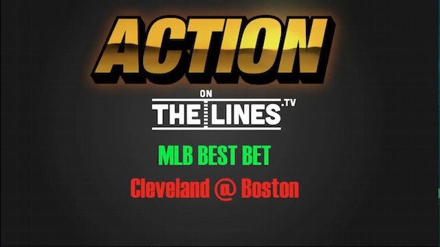 MLB- CLE vs BOS- Oct 10