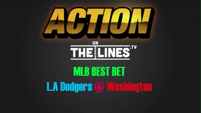 MLB: LOS vs WSH- Oct 13