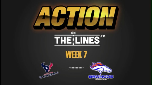 NFL- Hou vs Den- Oct 24