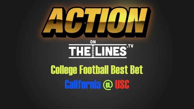 CFB- CAL vs USC- Oct 27