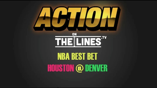 NBA- Hou vs Den- Dec 2