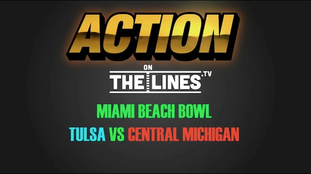 CFB- CMU VS TUL- DEC 19
