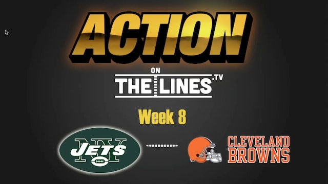 NFL- NYJ vs Cle- Oct 30