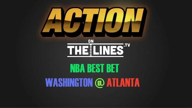 NBA- WSH @ ATL- APR 28