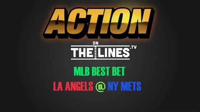 MLB-LAA @ NYM- MAY 19