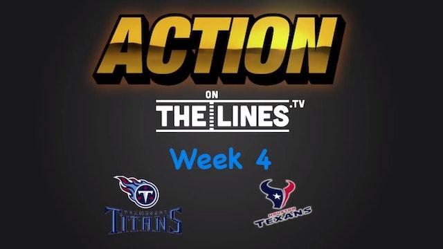 NFL: Ten vs Hou - Oct 2