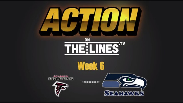NFL: Atl vs Sea- Oct 16