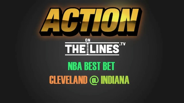 NBA- CLE @ IND- APR 20