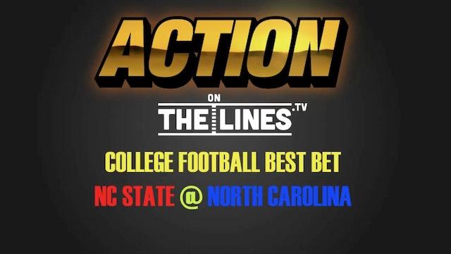 CFB- NCST vs NC- Nov 25