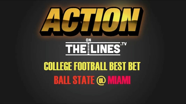 CFB- BALL vs MIAM- Nov 22