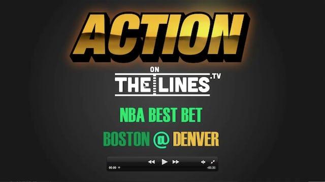 NBA- BOS @ DEN- Jan 29