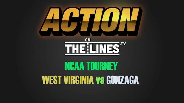 CBB- WVU vs GONZ- MAR 23