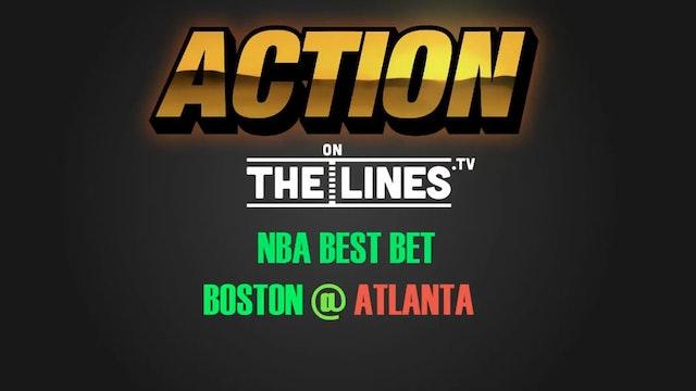 NBA- BOS @ ATL- APR 6