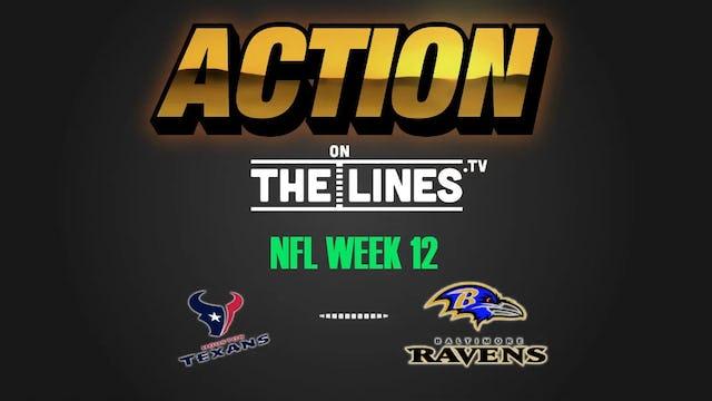 NFL- HOU @ BAL- NOV 27