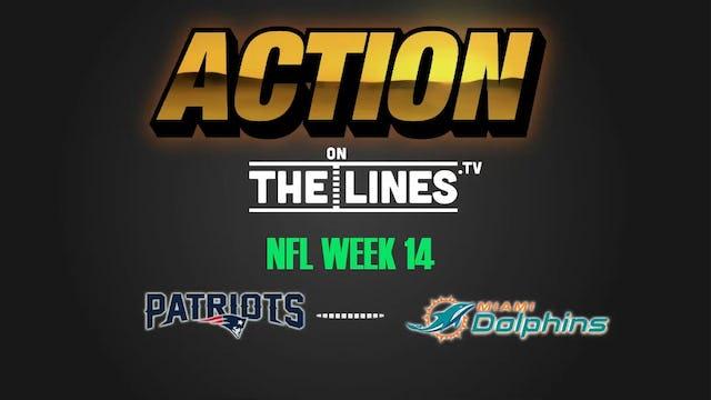 NFL- NE @ MIA- DEC 11