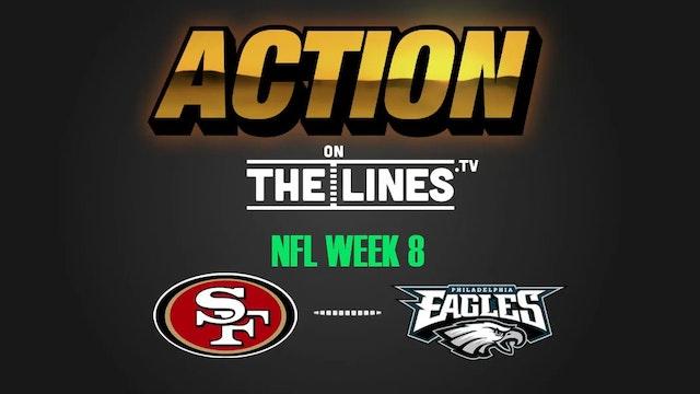 NFL- SF @ PHI- OCT 29