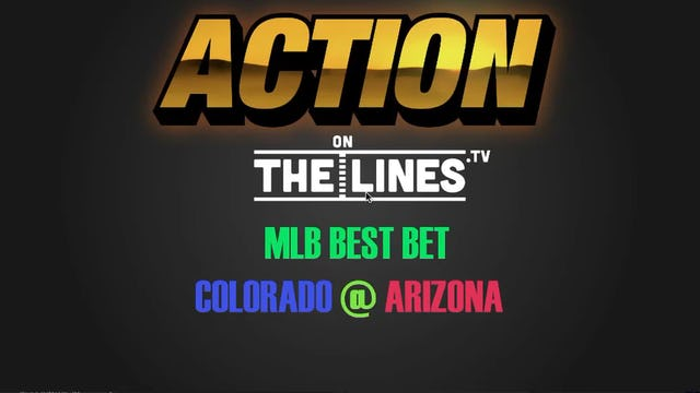 MLB- COL @ ARI- MAR 30