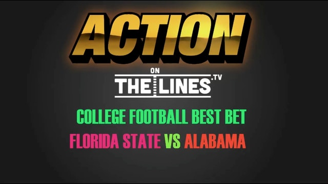 FSU vs BAMA- SEPT 2
