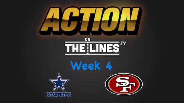 NFL: Dal vs SF- Oct 2
