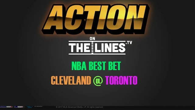 NBA- CLE @ TOR- MAY 5