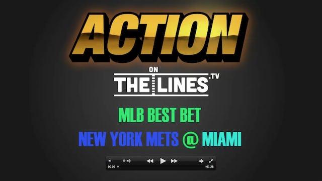MLB- NYM @ MIA- SEPT 19