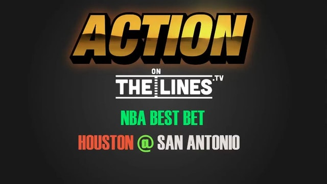 NBA- HOU @ SAS- MAY 1