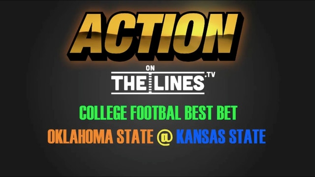 CFB- OKS vs KSU- Nov 5