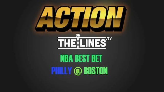 NBA- PHI @ BOS- MAY 9