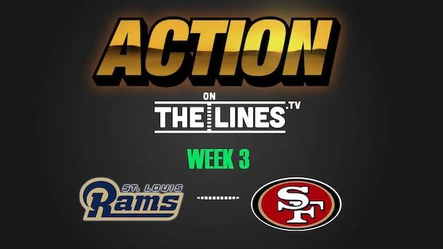 NFL- LAR @ SF- Sept 21