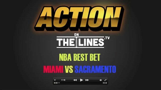 NBA- MIA @ SAC- JAN 4