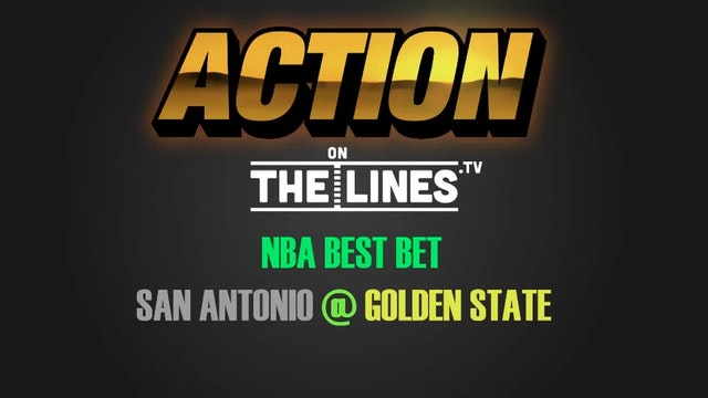NBA- SA @ GS- MAY 16