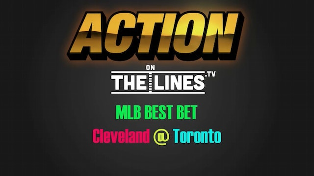 MLB- Cle vs Tor- Oct 17