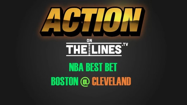 NBA- BOS @ CLE- MAY 23