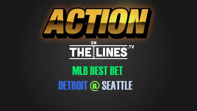 MLB- DET @ SEA- JUNE 19