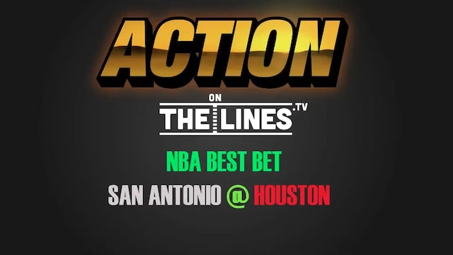 NBA- SAS @ HOU- MAY 11