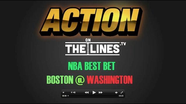 NBA- BOS @ WSH- MAY 7