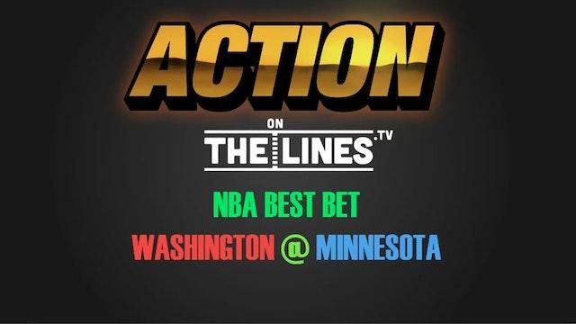 NBA- WSH @ MIN- MAR 13