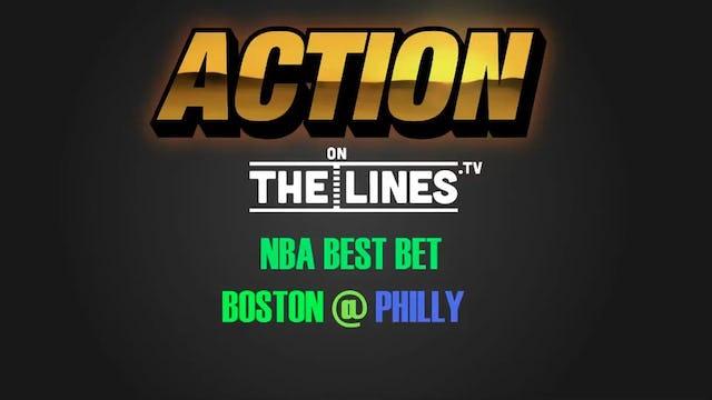 NBA- BOS @ PHI- MAY 5
