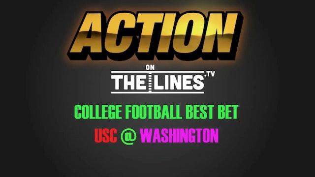 CFB- USC vs WSH- Nov 12