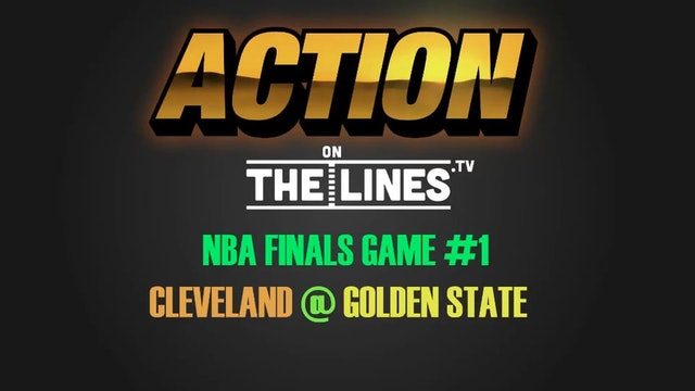 NBA- CLE @ GS- JUNE 1