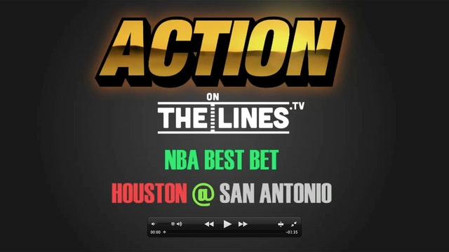 NBA- HOU @ SAN- MAR 6