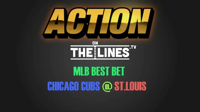 MLB- CHC @ STL- APR 2