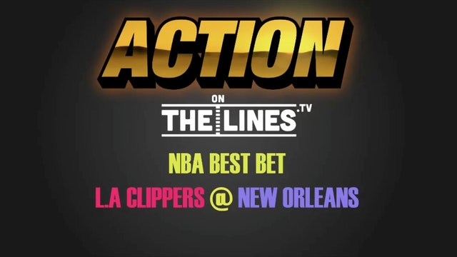 NBA- LA vs NO- Dec 2
