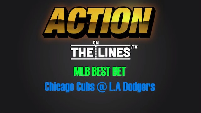 MLB: CHC vs LOS- Oct 19