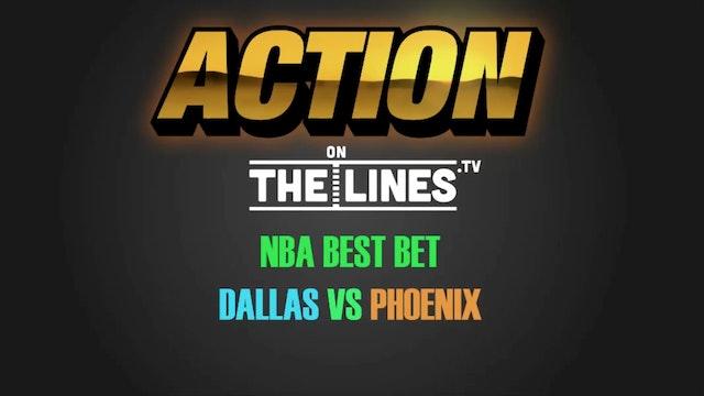 NBA- DAL vs PHX- JAN 12